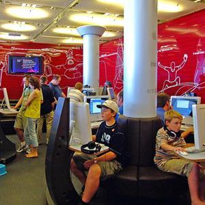 Интернет-кафе Лопатино
