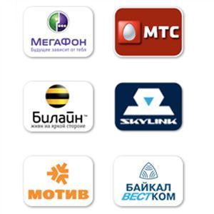 Операторы сотовой связи Лопатино