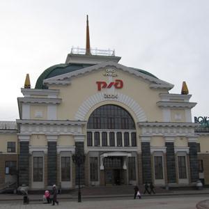 Железнодорожные вокзалы Лопатино
